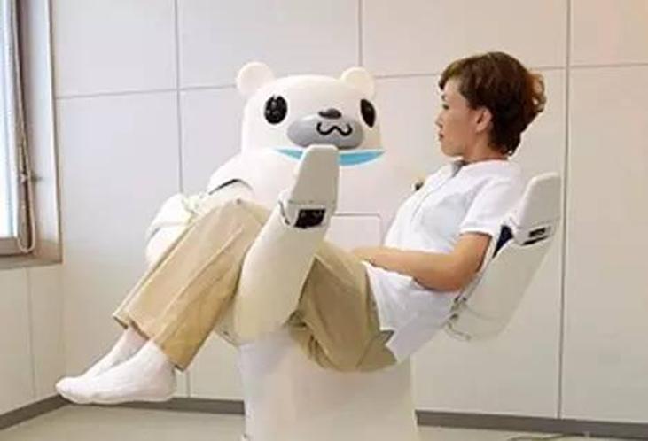 美国宇航局正在开发看起来像充气外星人的软机器人