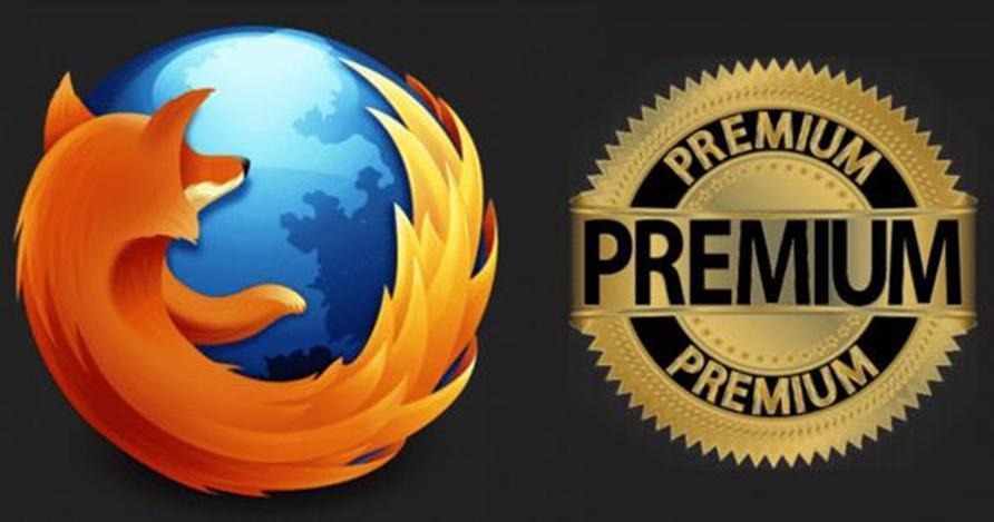 Firefox Premium现在成为现实将于十月发布