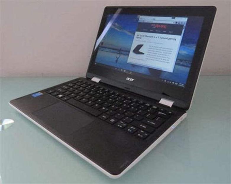 宏Bra C738T可转换Chromebook即将推出Intel Braswell