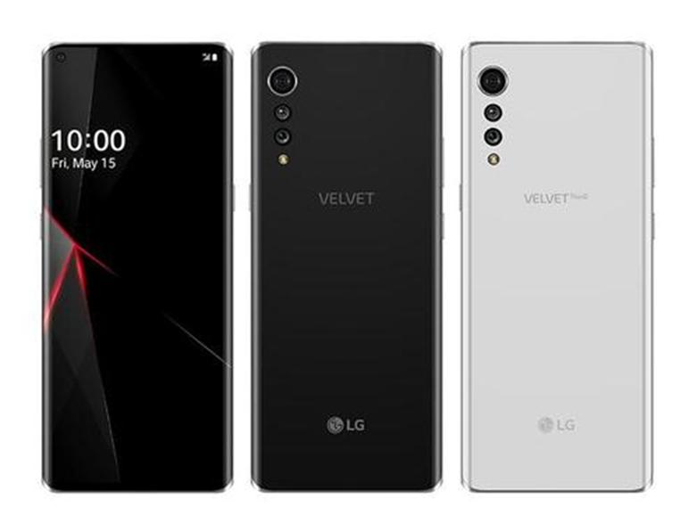 LG Velvet品牌确认LG的5G中档手机