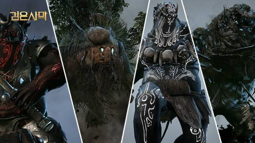 黑色沙漠行动队的古代遗迹第二季有了新的突袭首领