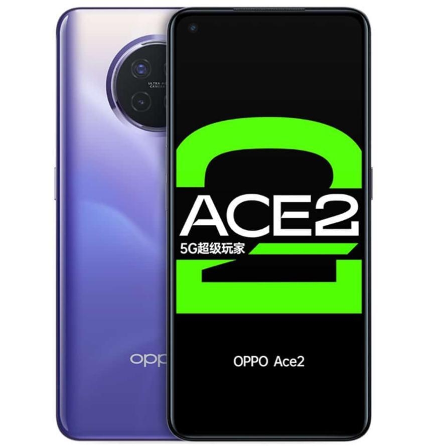 OPPO Ace2 5G是OPPO Reno Ace的直接继承者