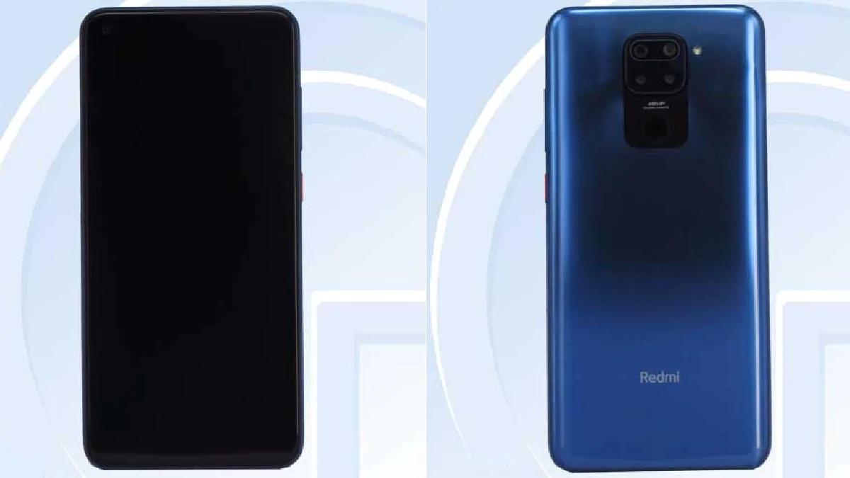 TENAA上的神秘Redmi手机表面可能是Redmi 9的变体
