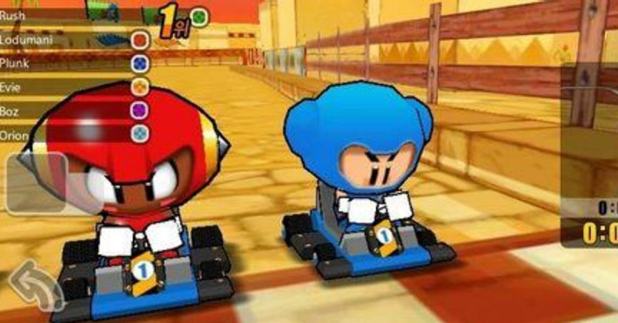 KartRider Rush +看起来像是Mario Kart Tour的有趣替代品