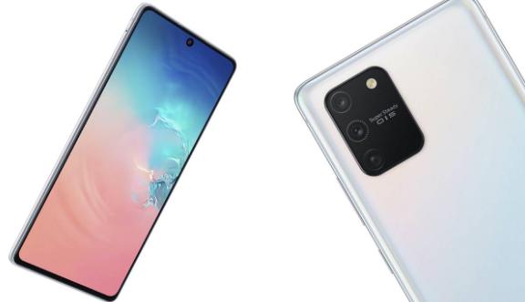 三星Galaxy 10 Lite与苹果和一加正式会面