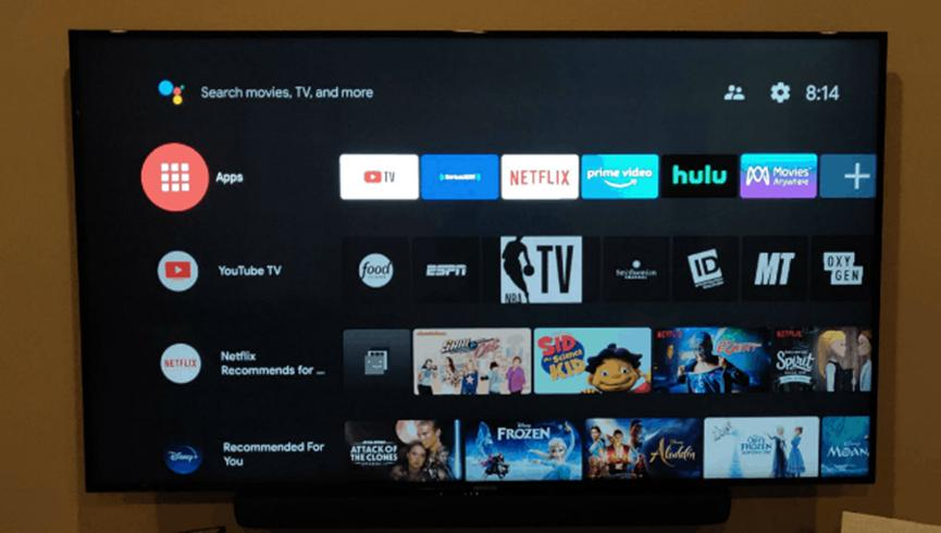 YouTube TV可以更轻松地在Android TV上打开频道