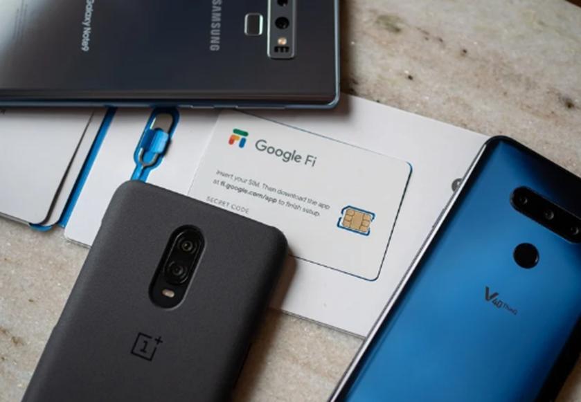 Google Fi正在将eSIM支持从Pixel系列扩展到iPhon