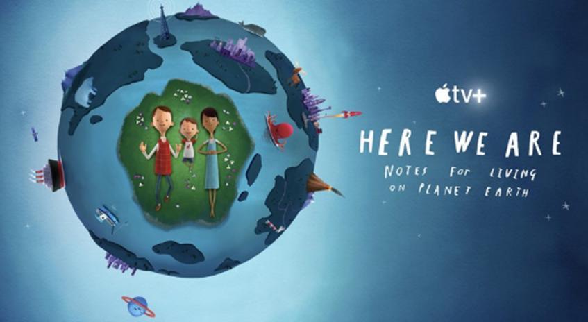 Apple TV +的家庭和世界地球日纪录片现已发行