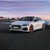 奥迪推出了带有RS 5 coupe和RS 5 Sportback的改版性能赛车