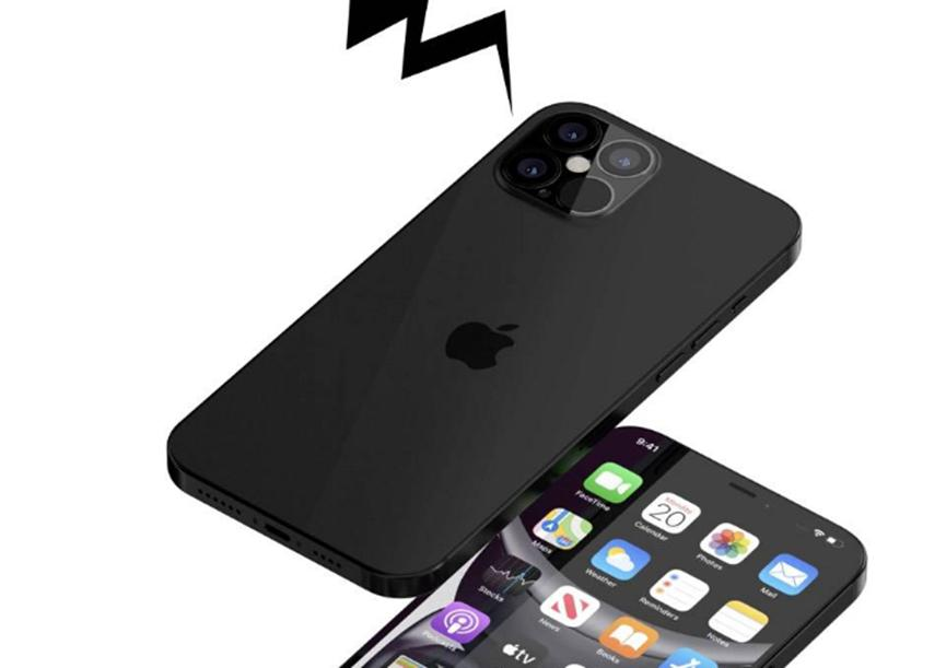 iPhone 12把人们数十年的概念梦想成真了