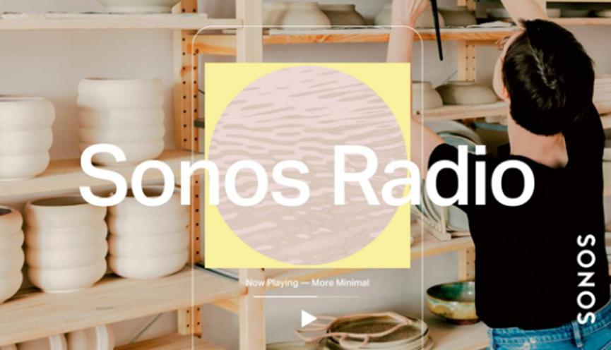 Sonos  Radio为扬声器所有者提供独家流媒体