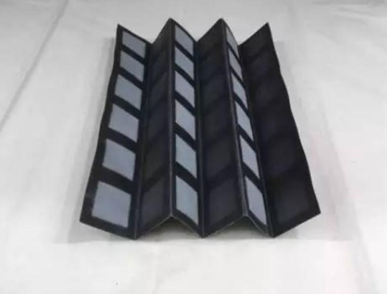新的柔性太阳能电池有助于为明天的可穿戴设备供电