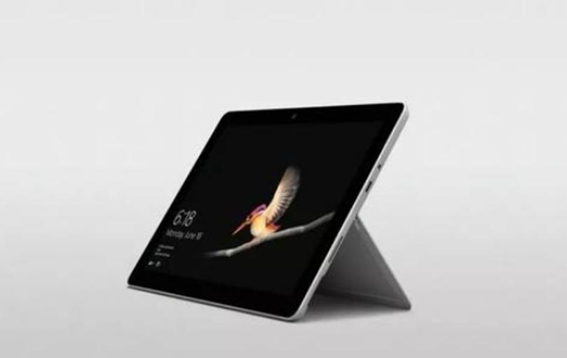 Microsoft  Surface  Go  2与Surface  Go的显示规格对比