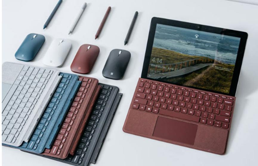 微软Surface Go 2将在几周内到达美国市场