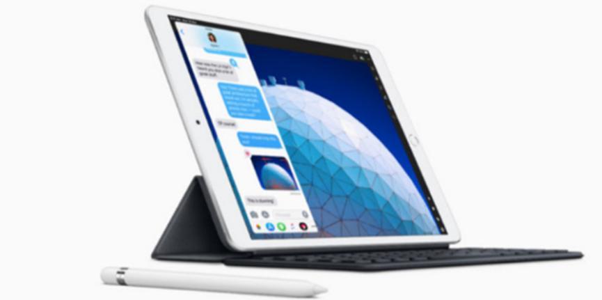 下一款iPad Air具有屏幕内指纹传感器Touch ID
