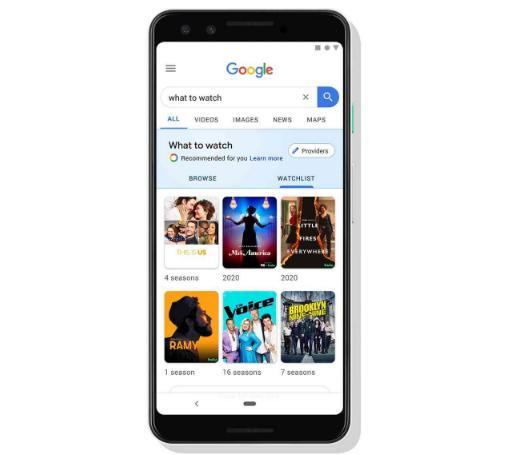 Android TV添加新行以帮助您保持知情和娱乐