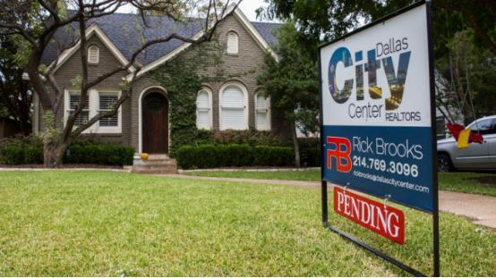 德克萨斯州待售房屋数量暴跌