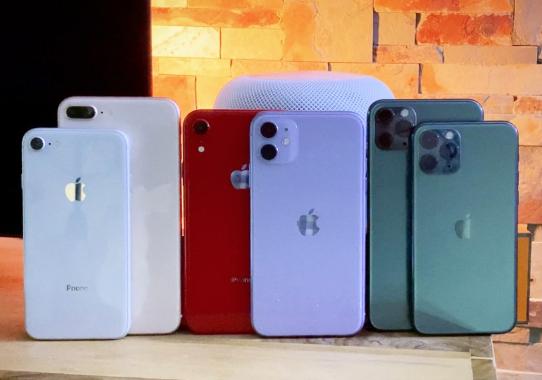 随着iPhone 11在2020年第一季度大行其道 买家希望获得价值