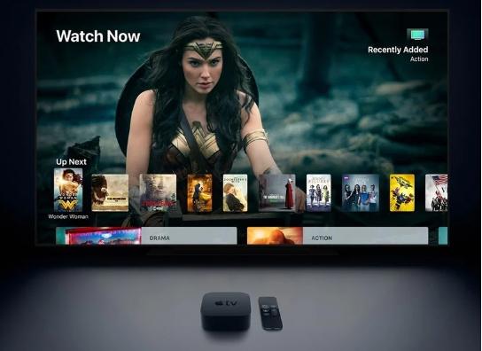 苹果希望扩大其在Apple TV上的直播体育报道