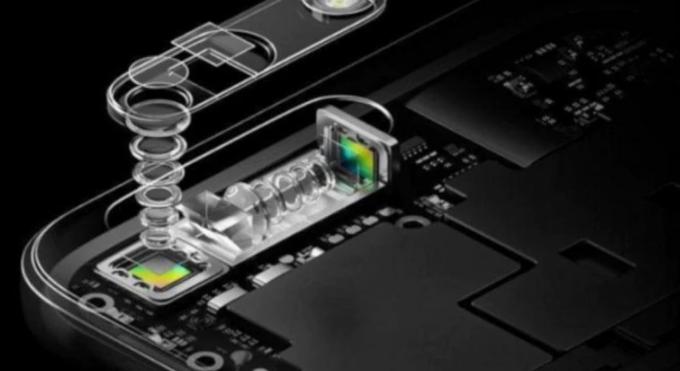 三星正在为未来手机开发600万像素摄像头
