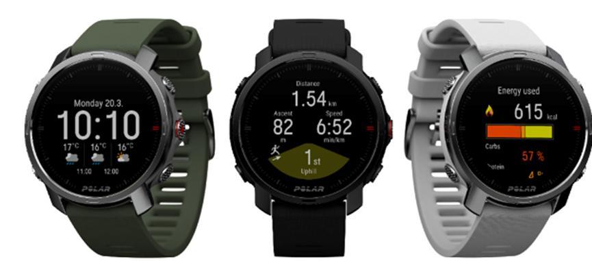 Polar Grit X智能手表已发布 起价约为430美元