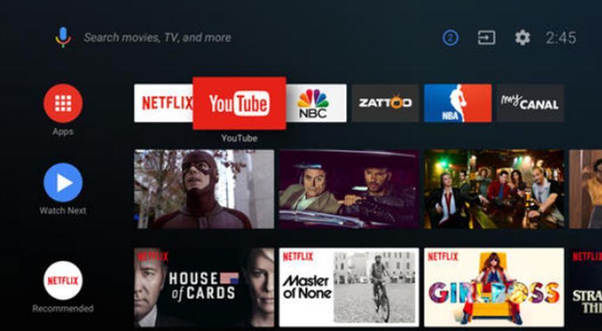 Android TV获得COVID-19新闻和免费电影的新排行