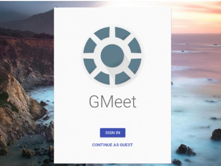 Google Meet将在网格显示16张面孔并添加视频演示文稿共享