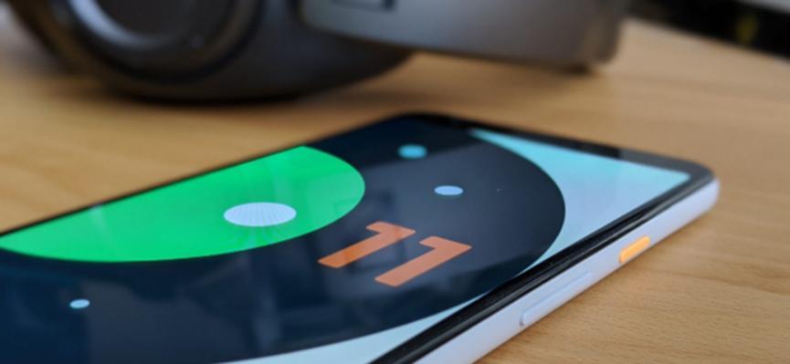 Android 11 DP3向最近的应用程序添加了撤消手势