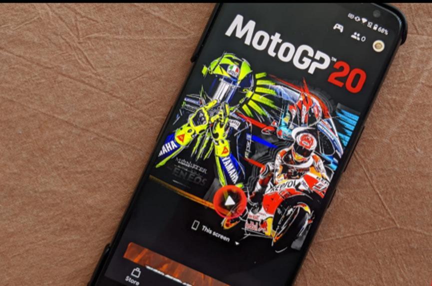 MotoGP 20现在可在上使用 提供两个附加组件