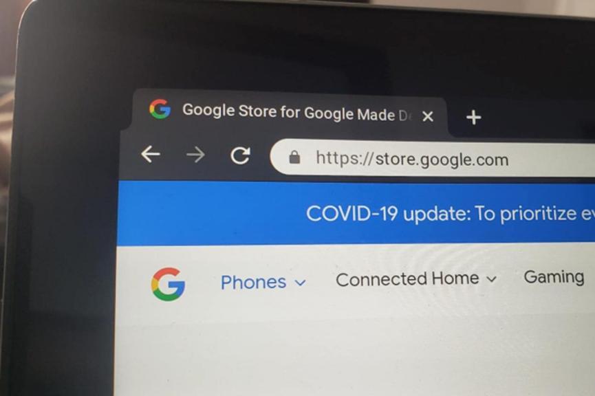 Google Test着重于品牌调整商店界面