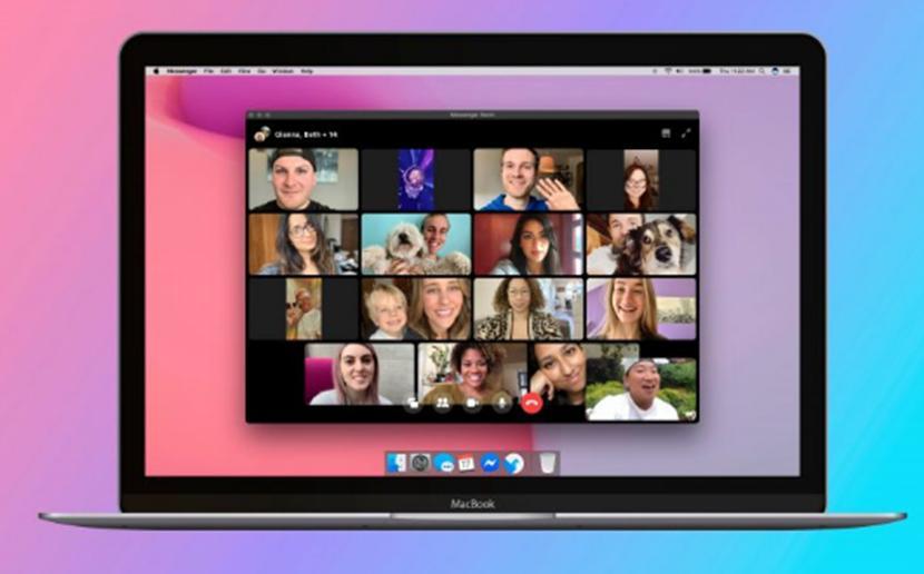 Faceboo Messenger Room可支持50位参与者的无限制视频通话