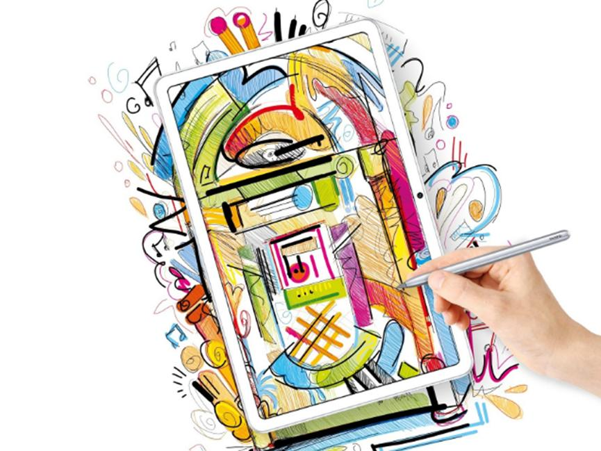 华为推出带有M-Pencil支持的教育预算MatePad