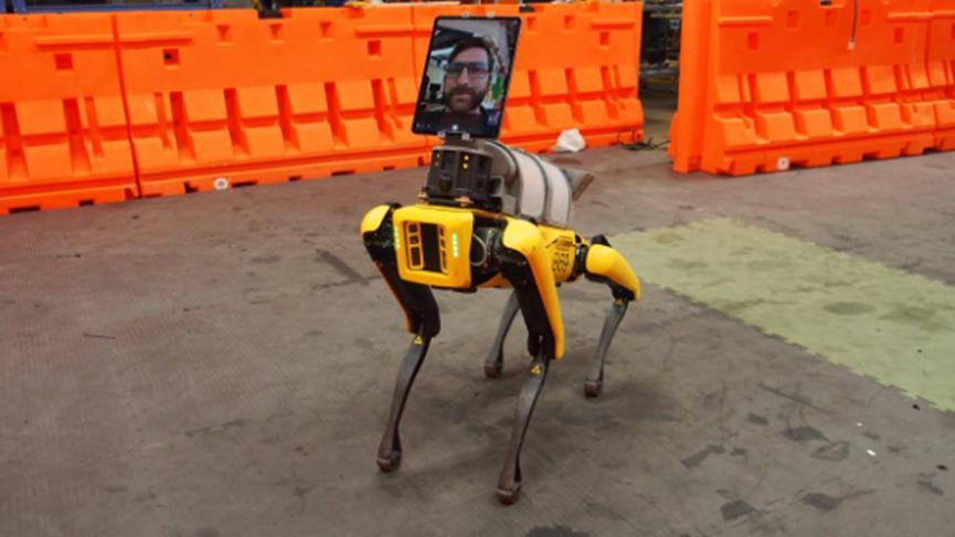 波士顿动力的Spot机器人狗加入对抗COVID-19的战斗