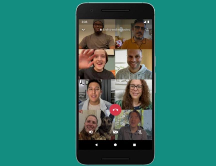 Facebook的虚拟Messenger Room允许多达50人同时进行视频