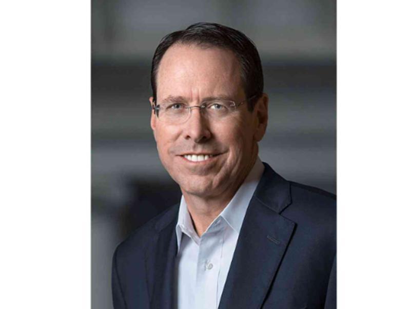 AT&T首席执行官Randall Stephenson退休 将由John Stankey接任