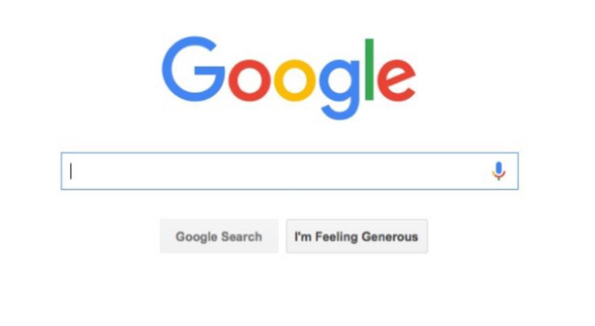 现在如果搜索结果不理想 Google会告诉您