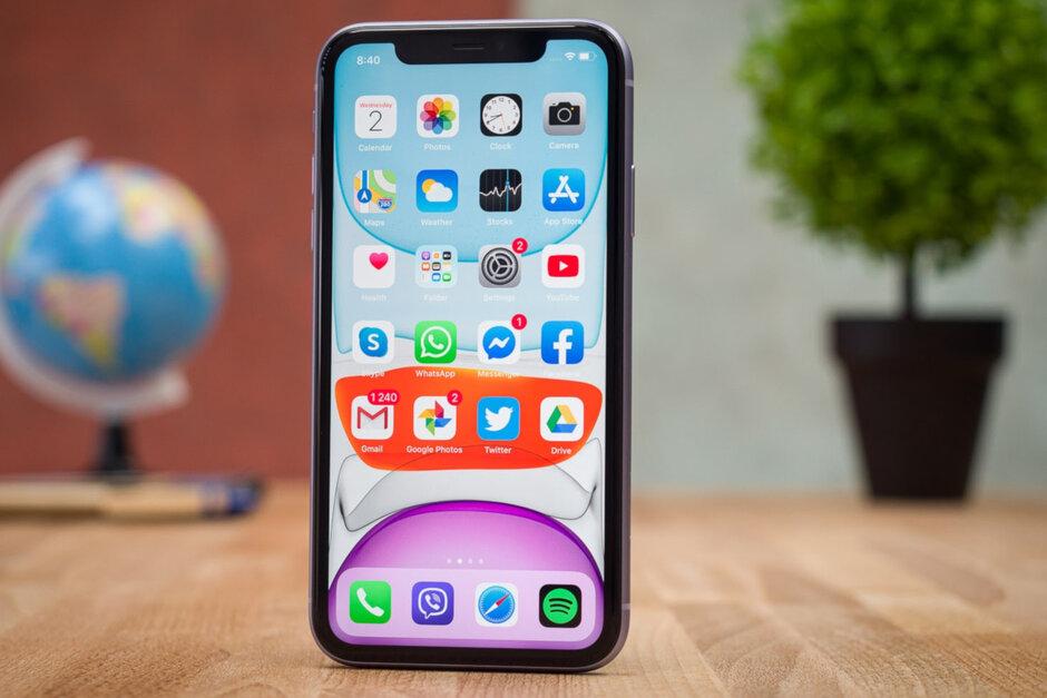 苹果iPhone 11是第一季度中国最畅销的智能手机