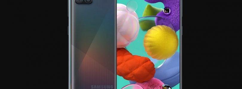 三星Galaxy A51现在可从美国的AT&T和Xfinity Mobile购买。