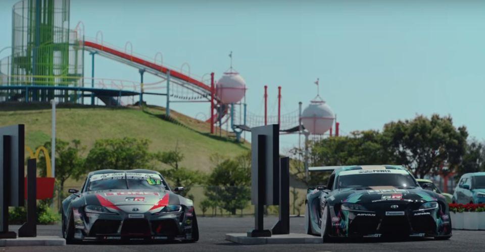 麦当劳日本与丰田联手推出微型汽车赠品计划