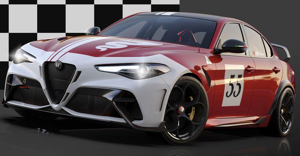阿尔法·罗密欧(Alfa Romeo)展示了受赛车启发的Giulia GTA选项和定价