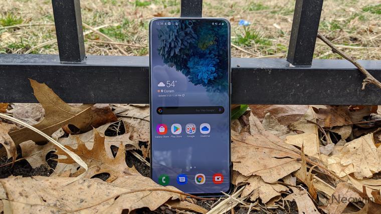 据报道,Galaxy S20在美国的每周销售趋势是S9和S10的一半