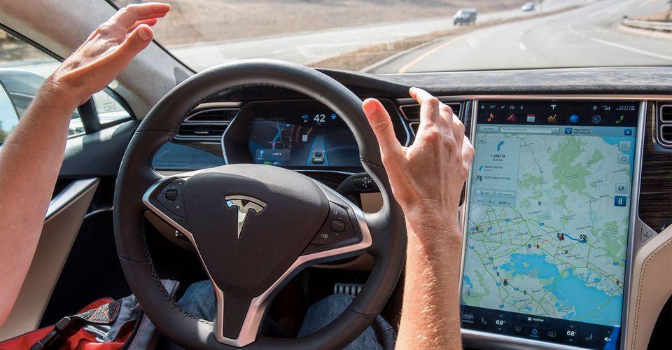 特斯拉报告自动驾驶仪有助于减少车祸