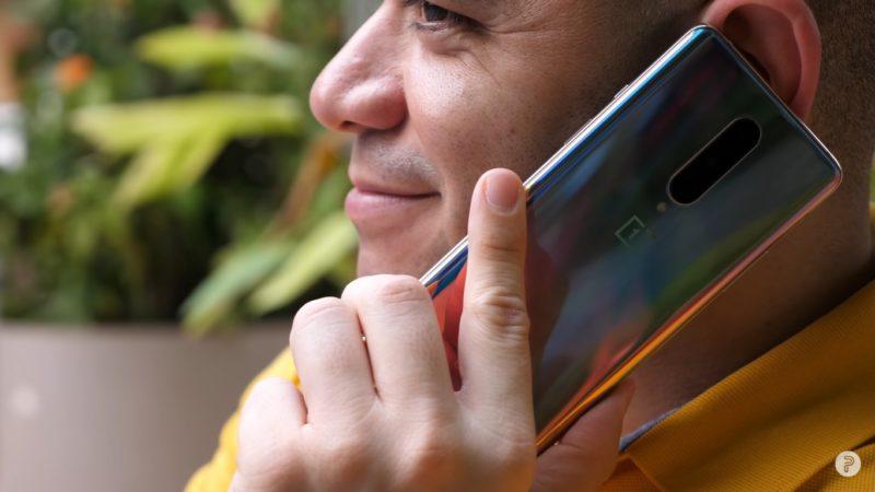 互联网信息:OnePlus 8的Verizon型号不适合常规的OnePlus 8机壳 这归咎于5G
