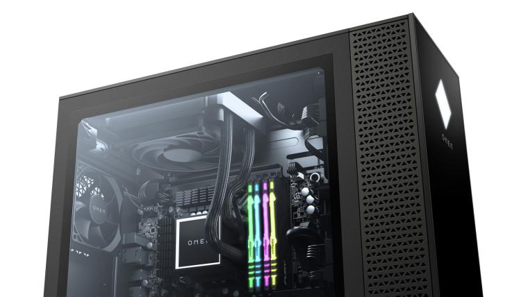 惠普宣布推出带有AMD Ryzen或Intel Comet Lake S的新型OMEN游戏台式机