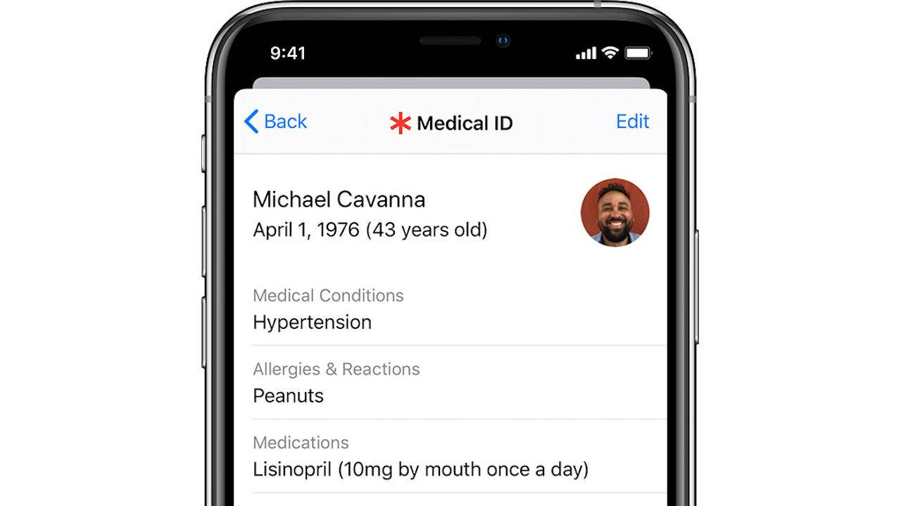 iOS  13.5将在紧急呼叫中自动共享您的Medical  ID
