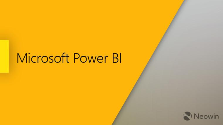 微软在2020年商业应用峰会上宣布了大量Power BI更新