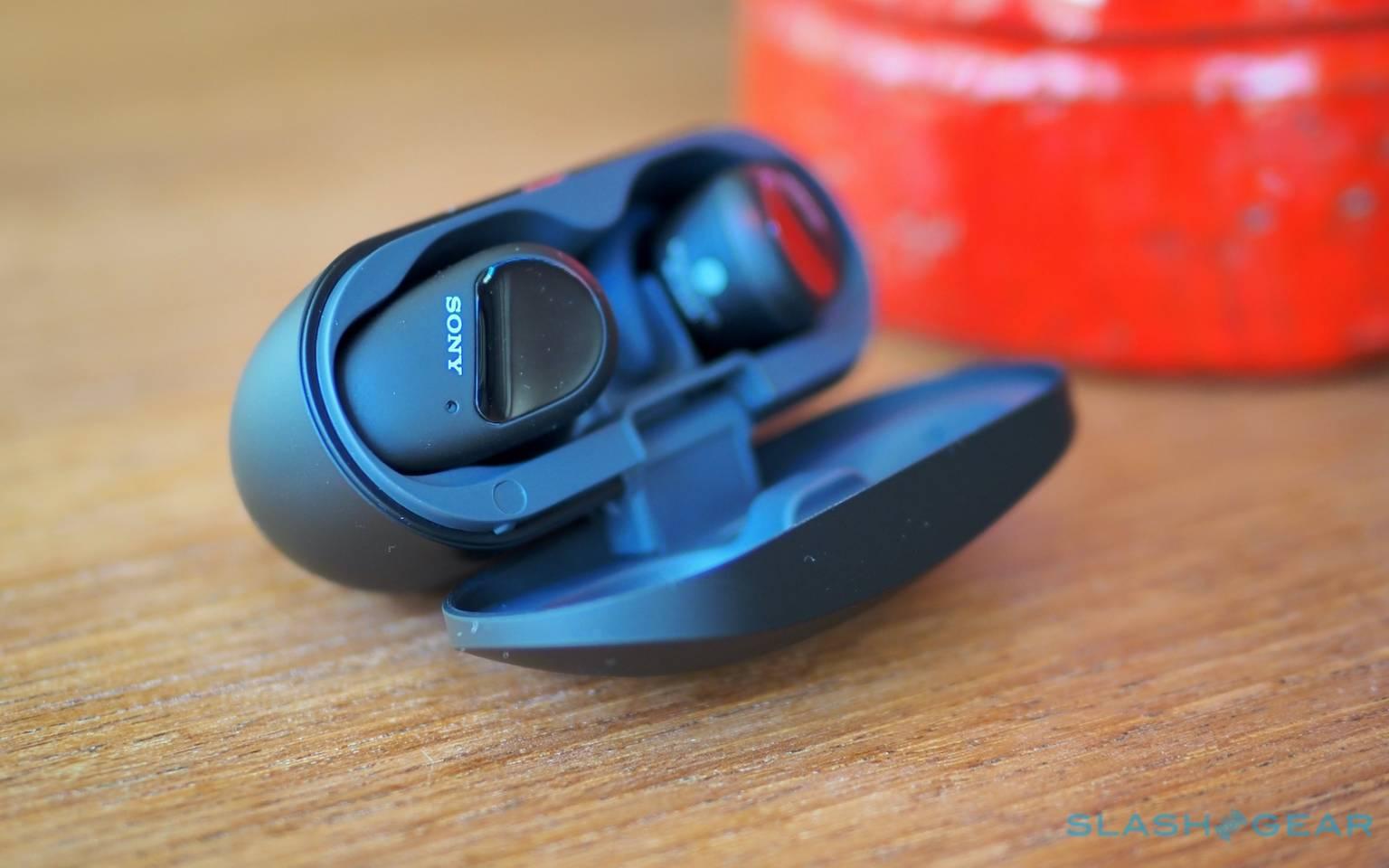 索尼WF-SP800N评测:适合健身的ANC耳塞钳