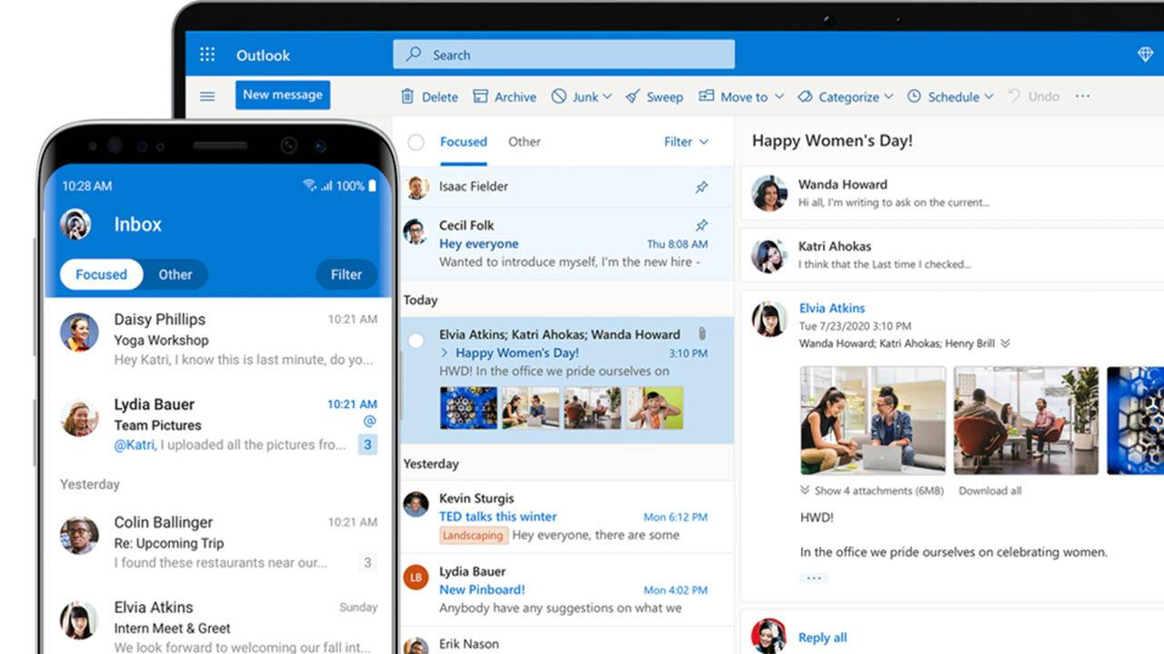 "Office 365现在阻止了""答复所有电子邮件""风暴"