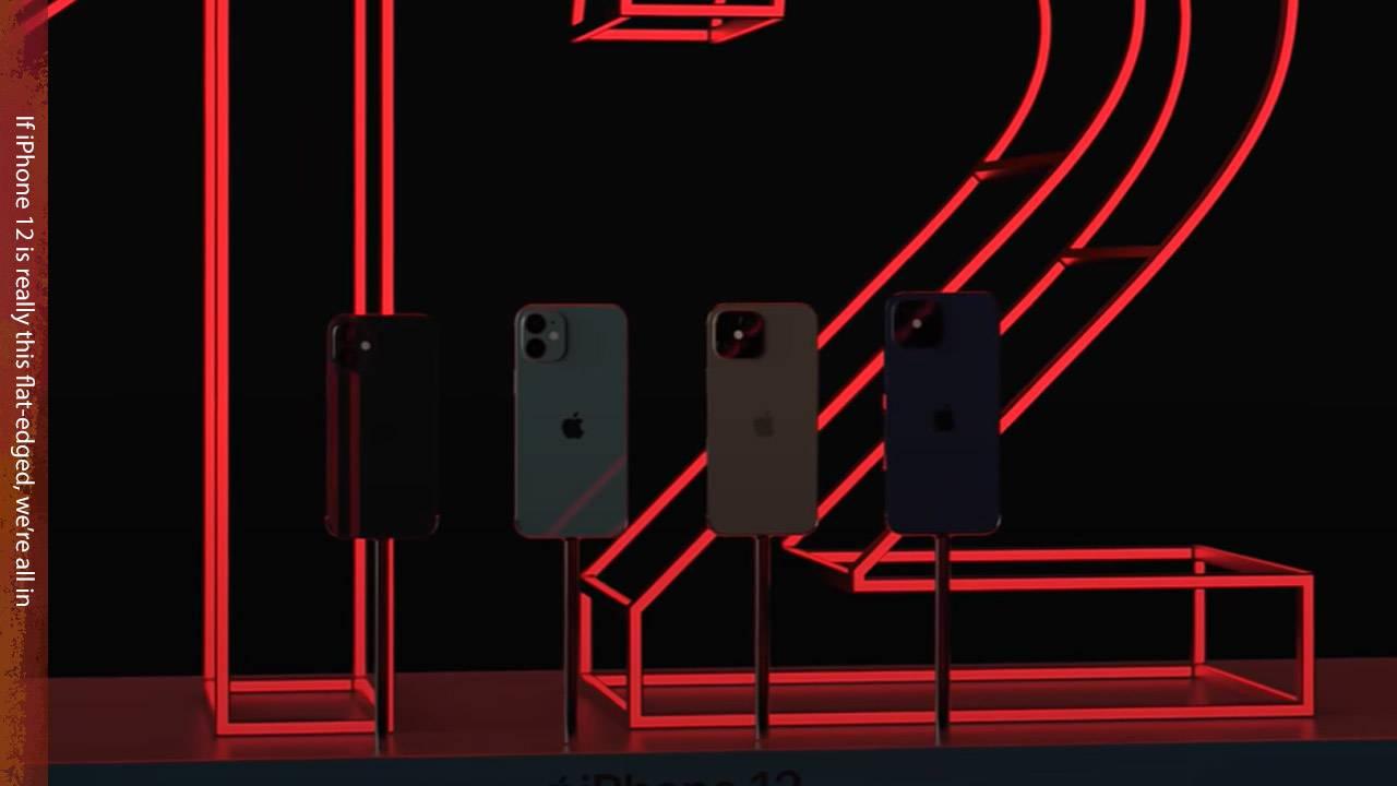 iPhone  12 Pro最终可能会获得120Hz的屏幕,甚至是更好的相机
