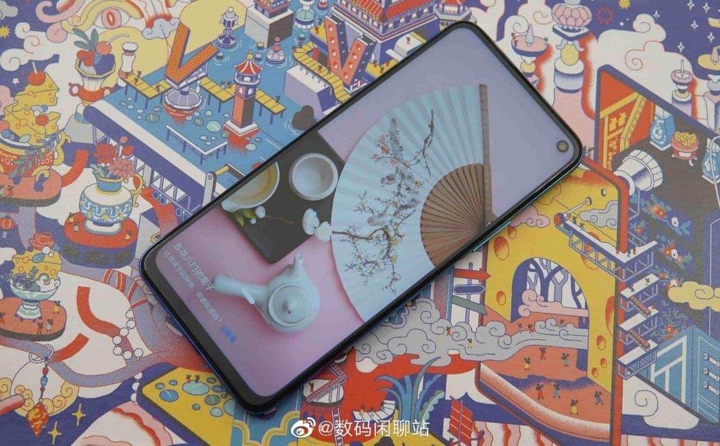 iQOO Z1,第一张尺寸超过1000的智能手机照片泄漏